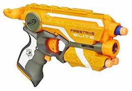 Nerf Firestrike - Top 3
